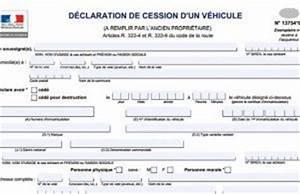 Ou Envoyer Certificat De Cession Véhicule : blog de le guide du conducteur blog de le guide du conducteur ~ Gottalentnigeria.com Avis de Voitures