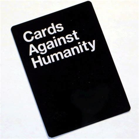 Cards Against Humanity, Fifth (5th) Expansion, 112 Card