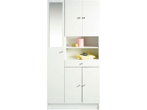 armoire de rangement pour salle de bain armoire de