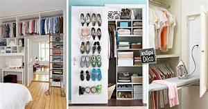 Idée Dressing Fait Maison : r aliser un dressing malin 20 id es cr atives ~ Melissatoandfro.com Idées de Décoration