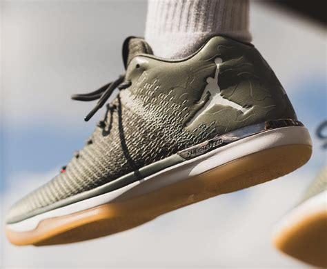The Air Jordan 31 Low Camo Drops This Week •