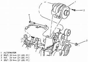 1999 Buick Park Avenue Alternator