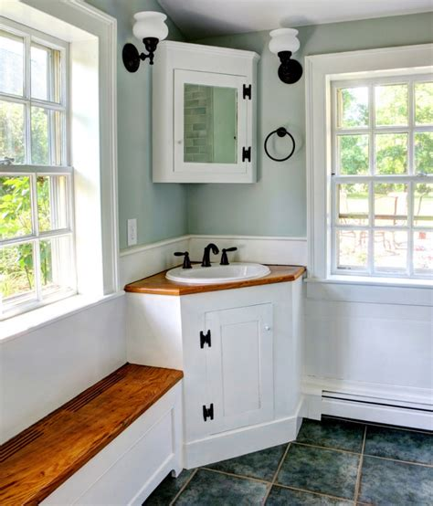 bathroom corner cabinet designs ideas design trends