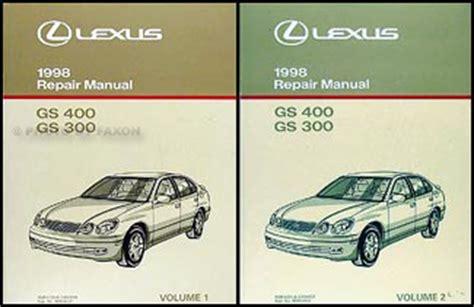 how to download repair manuals 1998 lexus sc lane departure warning 1998 2005 lexus gs gs300 sc400 ls automatic transmission repair manual original