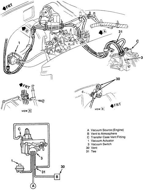 Chevy Need Vacuum Hose Diagram Picture