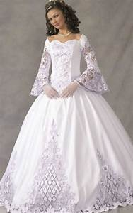 plus size celtic wedding dresses pluslookeu collection With plus size medieval wedding dresses
