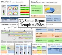 Project Reports Templates by Project Status Report Template Http Webdesign14 Com