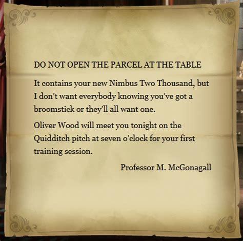 hogwarts acceptance letter harry potter wiki fandom minerva mcgonagall s letter to harry potter 1991 i 44350