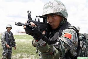 PLA's special forces individual equipment - China Military ...
