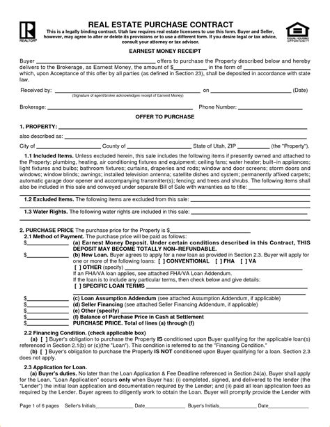 real estate forms for sale by owner 7 for sale by owner contract template timeline template