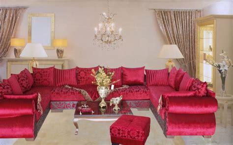 decoration salon  tunisie