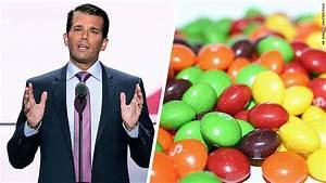 Skittles' humane response to Donald Trump Jr.'s refugee tweet