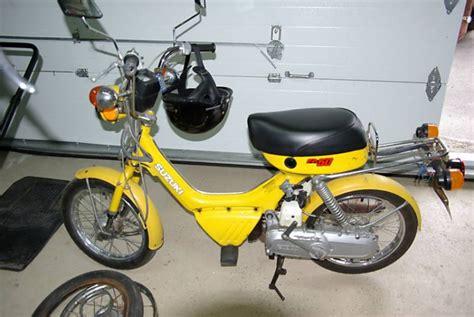 Suzuki Mopeds by 1984 Suzuki Fa50 Moped Photos Moped Army