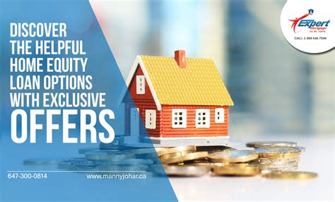 Discover The Helpful Home Equity Loan Options With