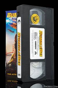 Transformers  Bumblebee Movie Out Now On Vhs  Real Vhs