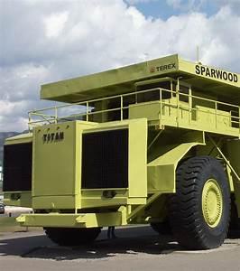 Le Plus Gros Moteur Du Monde : le plus gros camion du monde le terex titan est incontestablement un poids lourd de taille ~ Medecine-chirurgie-esthetiques.com Avis de Voitures