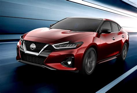 2019 Nissan Maxima: Refreshed design, performance and ...