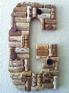 44 best trying to sell some stuff images on pinterest With wine cork letter g