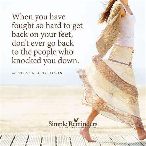 stay strong    fought  hard