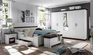 Schlafzimmer Komplett Otto : home affaire 4 teiliges schlafzimmer set siena 5trg kleiderschrank bett 180 cm 2 ~ Watch28wear.com Haus und Dekorationen