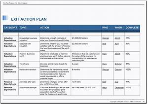 human resources action plan template - maus valuemax exit planning software maus