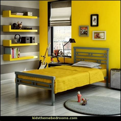 Bedroom Decorating Ideas For Boy by Decorating Theme Bedrooms Maries Manor Boys Bedroom