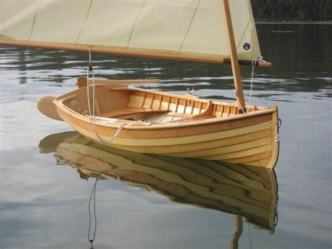 gartside  clinker dinghy selkie boats    boat wood boats wooden boat building