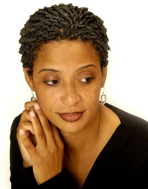 natural styles  short black hair bakuland women