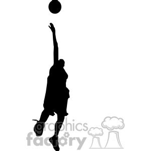 basketball player clipart black and white 17 best images about silhoutte on of