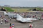 國防知性之旅 新竹空軍基地開放參觀 | 大紀元