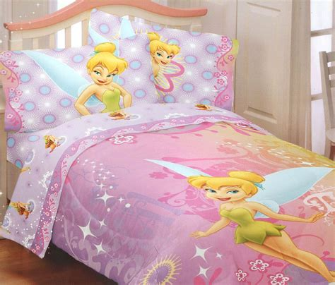 Tinkerbell Bedroom Set by Tinker Bell Bedding Totally Totally Bedrooms