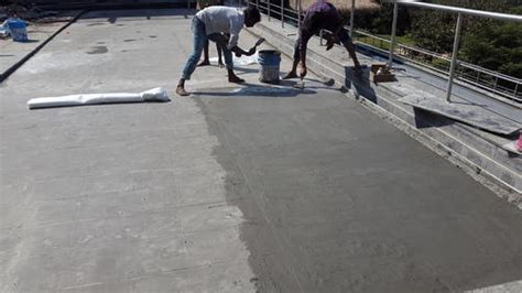 waterproofing services terrace membrane waterproofing