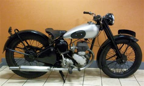 1946 Bsa C10 Motorcycle * Highly Collectible, Rare