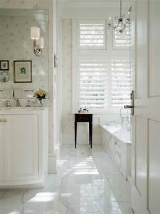 15 white gloss bathroom floor tiles ideas and pictures for How to do bathroom tile