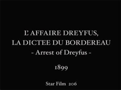 georges melies l affaire dreyfus circo m 233 li 232 s las actualidades recreadas