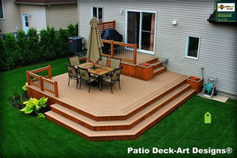 patio vs deck deck vs patio