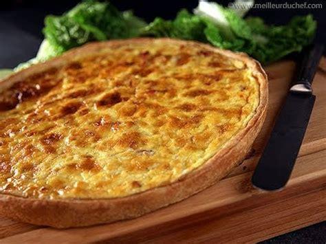 cuisine lorraine recette recette de la quiche lorraine techniques de base en