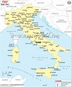Cities in Italy | Italy Cities Map - Maps of World