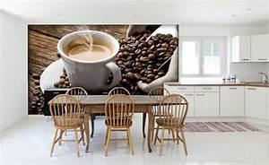 Fototapete Für Küche : eine tasse kaffee fototapeten f r k che k chentapeten nach wahl fototapeten ~ Markanthonyermac.com Haus und Dekorationen
