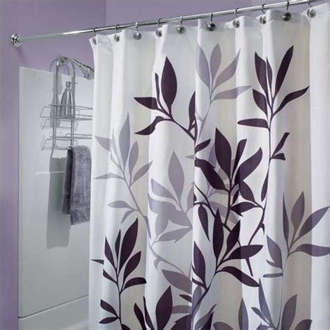 modern furniture bathroom shower curtains 2011