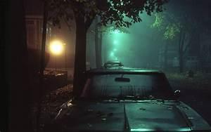 car, Night, Dark, Street Wallpapers HD / Desktop and