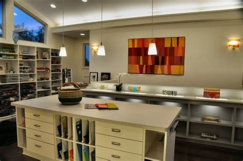 Craft Room Home Studio Setup by 25 Amazing And Practical Craft Room Design Ideas