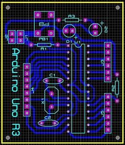 Circuit Board Arduino