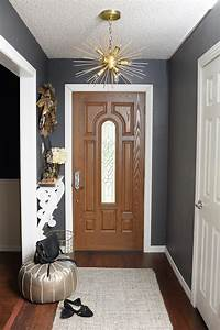 How, To, Decorate, A, Small, Foyer