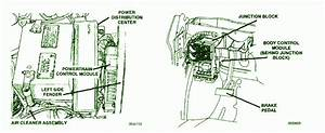 2002 Plymouth Voyager 3100 Fuse Box Diagram