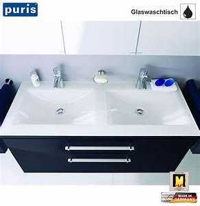 Waschtisch Set 120 Cm : puris cool line doppel waschtisch set 120 cm glas led optional impuls home ~ Bigdaddyawards.com Haus und Dekorationen