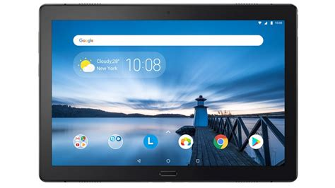 tablet 10 zoll test lenovo tab p10 android tablet mit hellem 10 1 zoll