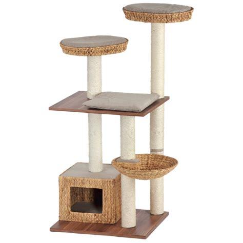 arbre a chat design bois grand arbre 224 chat jancinthe tress 233 e et bois silvio design