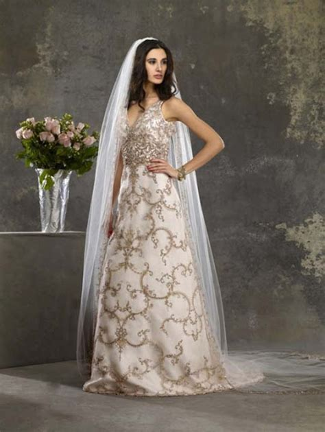 Most Beautiful Wedding Dresses 2012 ~ Bridal Wears