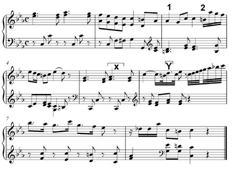 A cadence is any place in a piece of music that has the feel of an ending point. Model answer - identifying chords